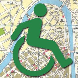logo handicap mappa verona