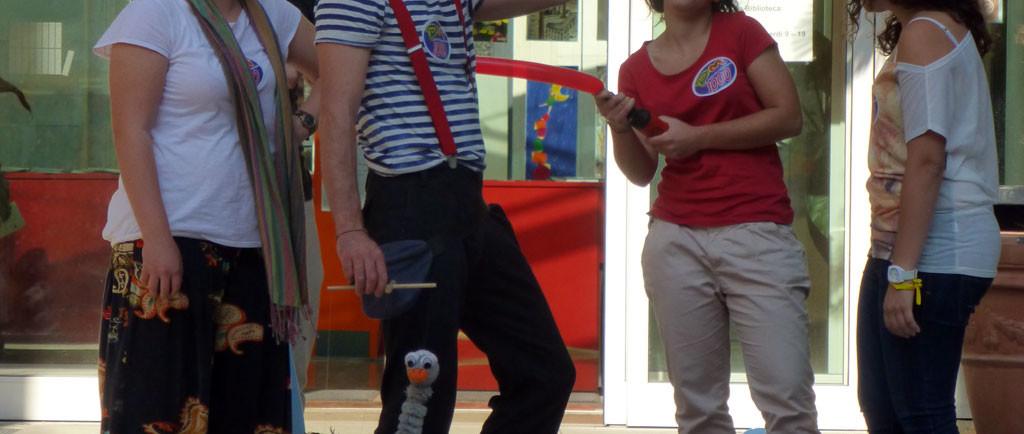 clown piccolo missionario verona