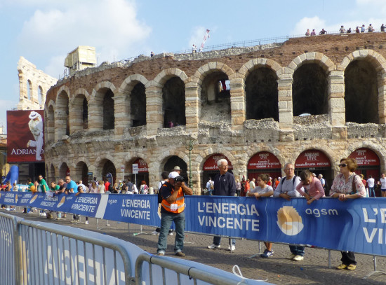 fotografo verona marathon 2012