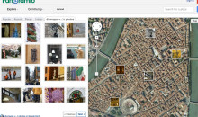 Dismappa su Panoramio e Google Earth