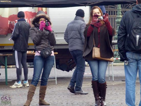 foto verona amiche jeans stivali