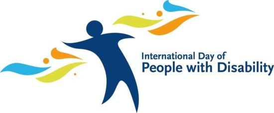 international day disability logo
