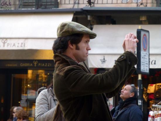 fotografo con cappello verona