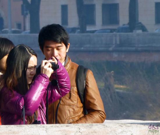 coppia asiatici foto lungadige