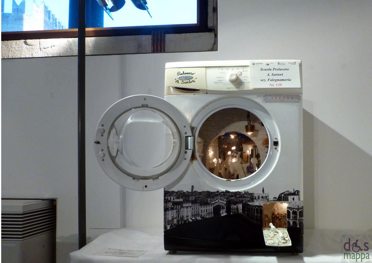 Mostra concorso presepi riciclati galleria fotografica - Riciclo creativo casa ...
