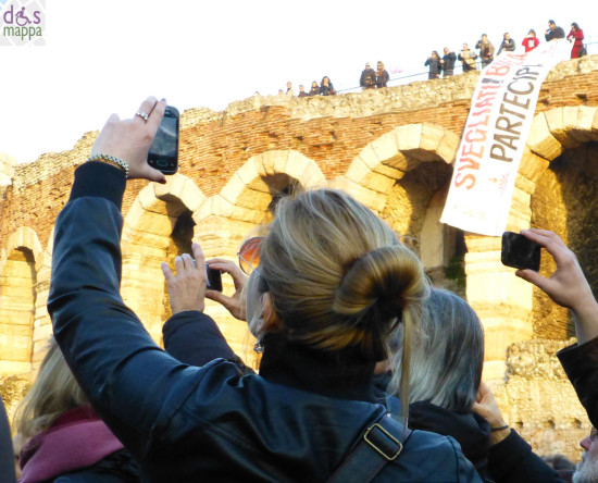 foto arena one billion rising verona