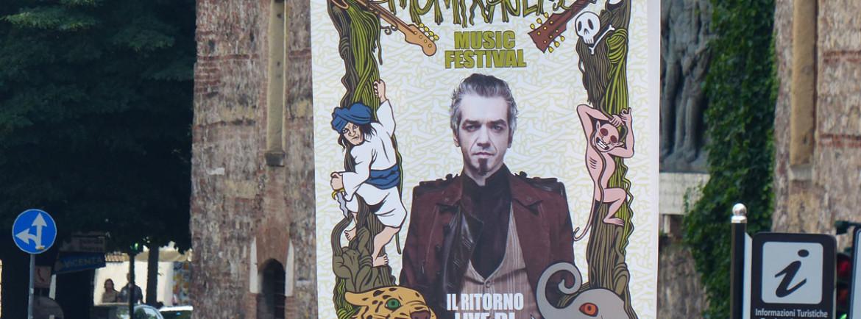 manifesto concerto morgan al teatro romano di verona