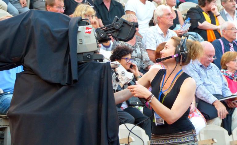 """Galleria fotografica """"Prima della prima"""". Prima della nuova produzione di Aida di Giuseppe Verdi all'Arena di Verona, prima opera lirica del Festival del centenario, 14 giugno 2013"""