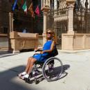 Valentina Bazzani alle Arche scaligere di Verona
