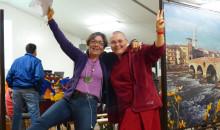 Progetto Karuna Home for the disabled e cena tibetana