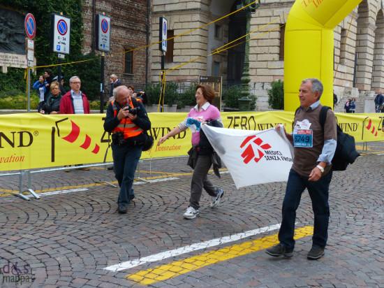 Medici senza frontiere alla Verona Marathon