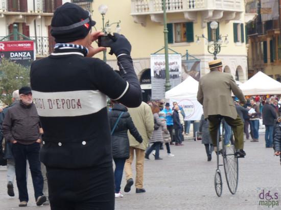Foto di foto bici d'epoca