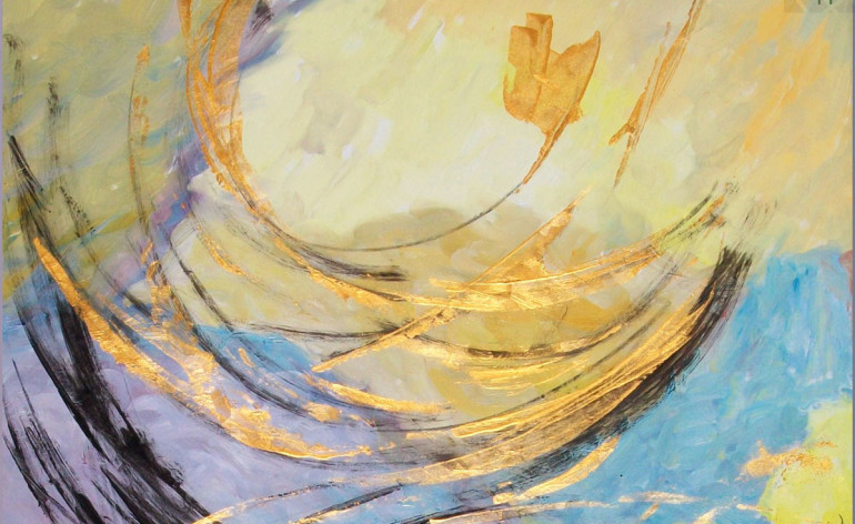 MARTINO BRIVIO 21 ottobre - 21 novembre 2013 ex-chiesa di San Silvestro - Sede di Cassa Padana, Verona Vive a Lissone, dove ha il suo studio artistico. La formazione grafica, avvenuta negli anni Ottanta presso la Scuola di Arti Grafiche del Castello Sforzesco di Milano e perfezionata in libere accademie, giustifica l'attitudine a plasmare immagini rilevandole da una selva di segni, esattamente come Michelangelo vedeva, nel blocco marmoreo, la forma del suo progetto prima ancora di scolpirlo. Figurazione e non figurazione interagiscono continuamente nella proposta dell'artista lissonese, dando spazio non solo al soggetto ma anche a contesti, atmosfere, suggestioni, tutte abilmente dirette con un segno veloce e rappresentativo. In questo luogo antico, nel cuore storico di Verona, oggi sede di una prestigiosa banca, espone cinque disegni ispirati a temi sacri, in affinità con l'ambiente ecclesiale, e otto tele realizzate ad olio, tecnica preferita in alternativa al carboncino su carta.