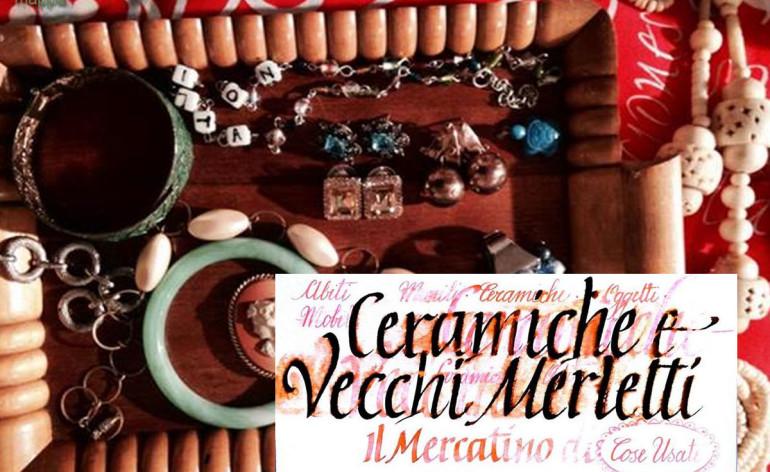 Ceramiche e vecchi merletti mercatino dell usato for Mercatino dell usato verona