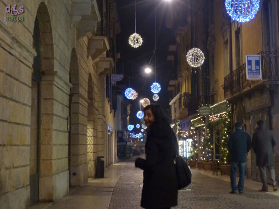 Monica in via Cappello a Verona