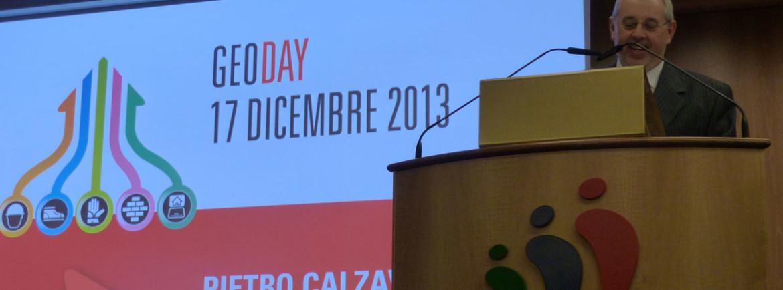 Estratto dall'intervento di apertura di Pietro Calzavara, Presidente Collegio Geometri e Geometri Laureati della Provincia di Verona.