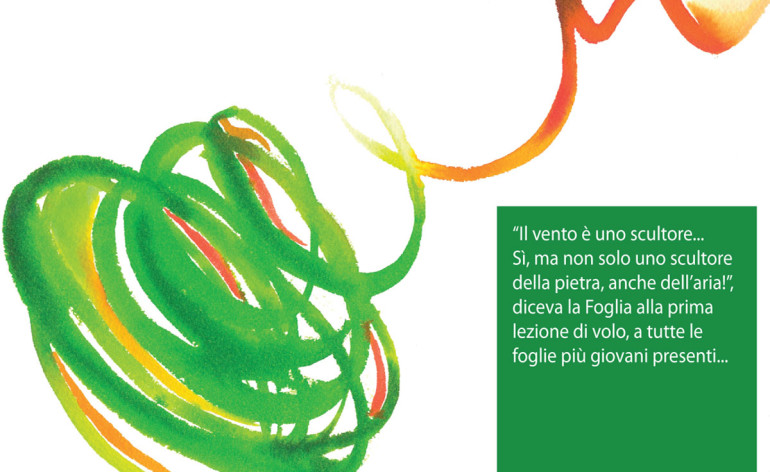 Agorà. Le famiglie e la città incontrano la musica ----- La foglia e il vento Università di Verona – Policlinico Borgo Roma, Aula Magna G. De Sandre 19 dicembre 2013, ore 16.30 Ingresso libero anche per gli esterni fino al esaurimento posti, con priorità alle famiglie dei bambini Testo di Elisabetta Garilli e Donata Deflorian. Illustrazioni di Donata Deflorian. Musiche di Elisabetta Garilli. Interpretato da Garilli Sound Project DME: E. Compri (voce narrante), G . Gozzi (basso elettrico), E. Carusi (clarinetto), A. Donolato (clarinetto), C. Borsetto (percussioni etniche), S. Valbusa (glokenspiel), E. Garilli (pianoforte e direzione), G. Carli ( danza), S. Abagnato (allestimento scenografico). Con La foglia e il vento prosegue Agorà. Le famiglie e la città incontrano la musica, la rassegna di incontri musicali dedicati alle famiglie dell'Assessorato alla Famiglia del Comune di Verona, con un appuntamento extra teatro dedicato ai bambini ricoverati nei reparti del Policlinico Borgo Roma, ai loro genitori e familiari.