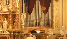 Concerto d'organo di Matteo Cordioli