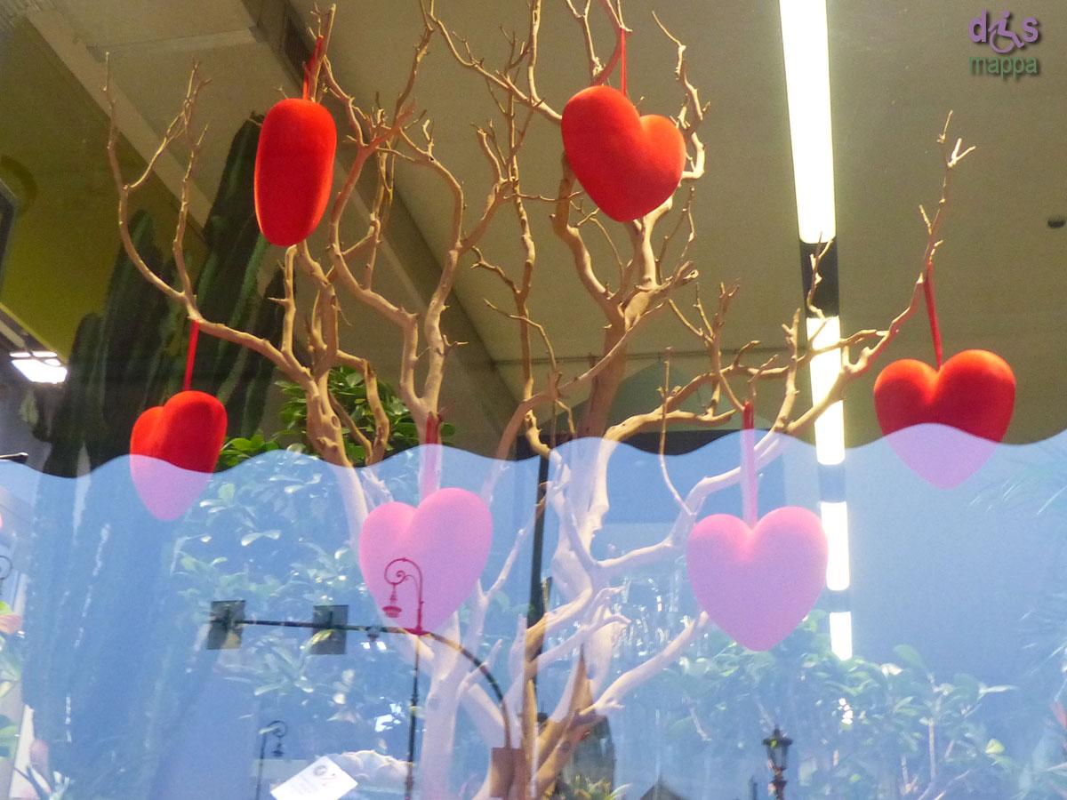 20140131 decorazione cuori san valentino verona dismappa - Decorazione san valentino ...