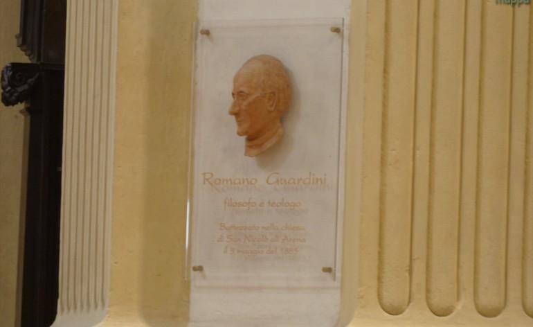 Romano Guardini Matrimonio : Anniversario romano guardini dismappa per verona accessibile