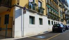 Parcheggio disabili in Lungadige Riva Battello