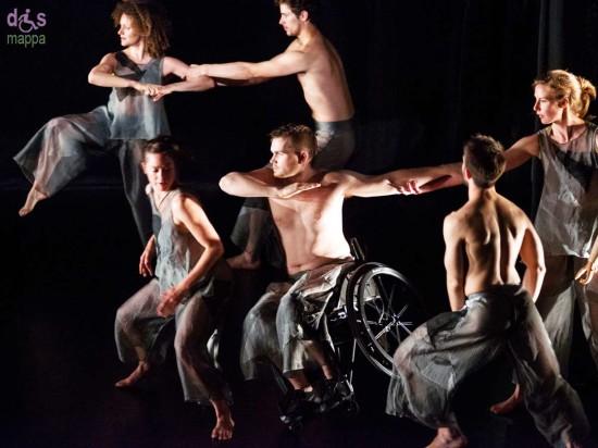 Double Bill Candoco Dance Company wheelchair