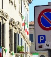 20140913 Parcheggio disabili Corso Cavour Verona