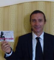 attore e regista Paolo Valerio testimone di accessibilità per disMappa