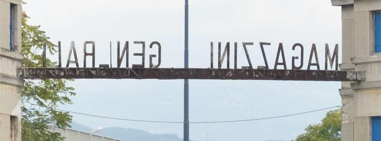 Galleria fotografica ex Magazzini Generali di Verona Archeologia industriale foto