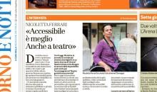 Teatri accessibili e dismappa