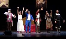 Applausi (e tante risate) per Othello degli Oblivion