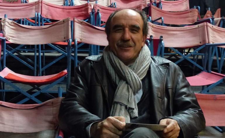 L'attore Antonio Viganò, dell'Accademia Arte della diversità, testimone di accessibilità per dismappa