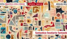 Il bestiario fantastico di Annalisa Bollini