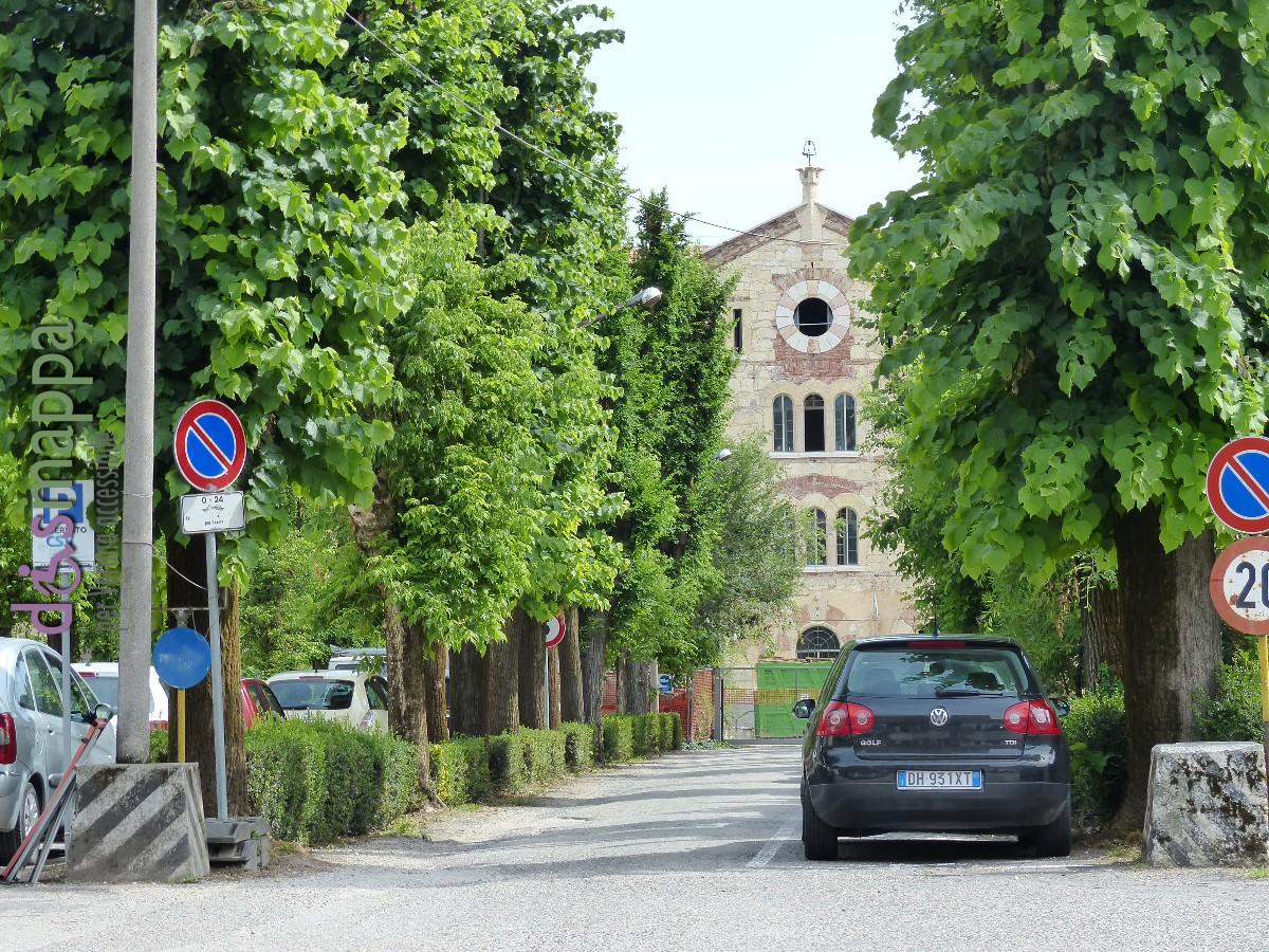 20140704 Polo Universitario Santa Marta Verona accessibile dismappa 83