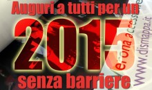 Buon 2015 senza barriere