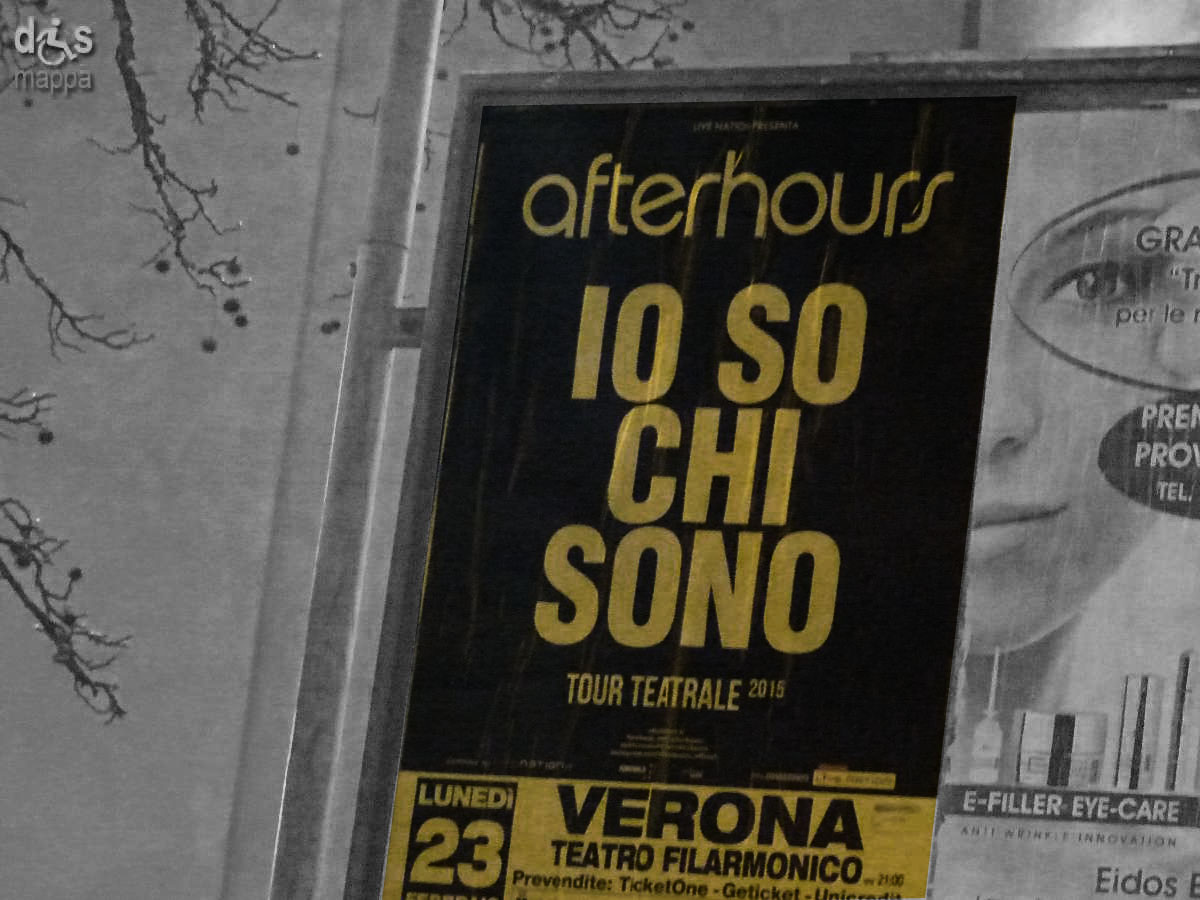 20150201 Afterhours Io so chi sono Tour Verona