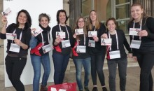 Le donne di TEDxVerona per Accessibile è meglio