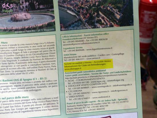 20150326 Turismo accessibile dismappa Verona mappa giardini