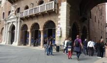 Mercatino Eurodonne in Piazza Dante