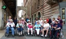 Turisti dal Belgio per Accessibile è meglio