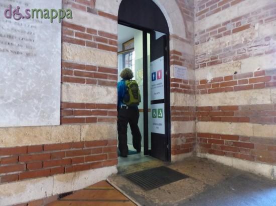 20150521 Bagno pubblico gratis disabili centro Verona accessibile