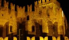 Le ombre dei merli su Castelvecchio