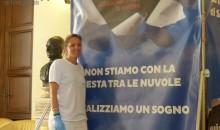 L'Accademia restaura le lunette di Salazzari a Palazzo Barbieri