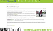 Dismappa collabora con Tocatì per la certificazione ISO 20121