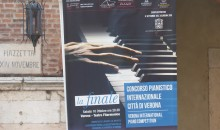 Concorso pianistico internazionale Città di Verona 2015