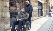 Francesco e Antonio per Accessibile è meglio