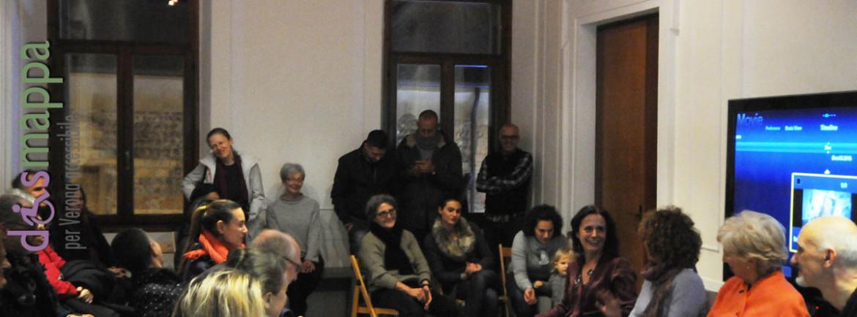 La presentazione di Casa disMappa, prima e innovativa forma di ospitalità esclusivamente per persone in sedia a rotelle nel centro di Verona, con i contributi del direttore generale AGEC Maria Cristina Motta e l'Assessore ai Servizi Sociali Anna Leso