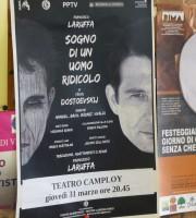 20160323 Sogno di un uomo ridicolo Francesco Laruffa Verona