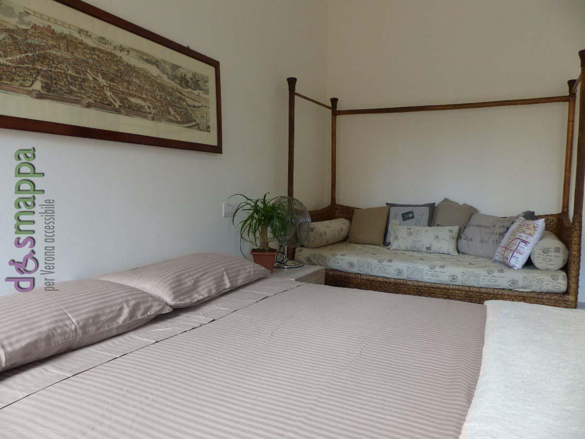 Casa disMappa – La camera per gli ospiti in carrozzina  disMappa per Verona ...