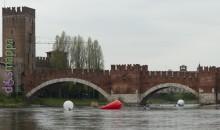 L'arte scorre sul fiume Adige – Franco Mazzucchelli
